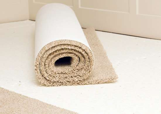 Make Carpet Magically Disappear