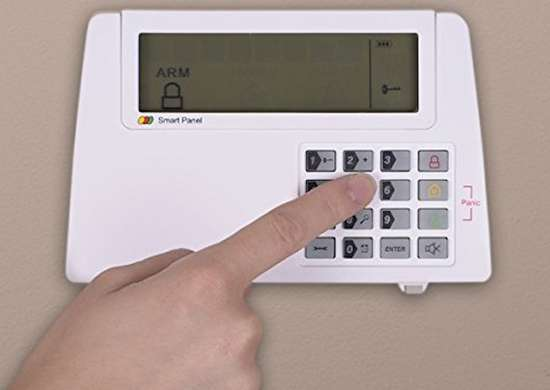 Sabre wireless home security