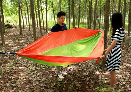 Outereq camping hammock