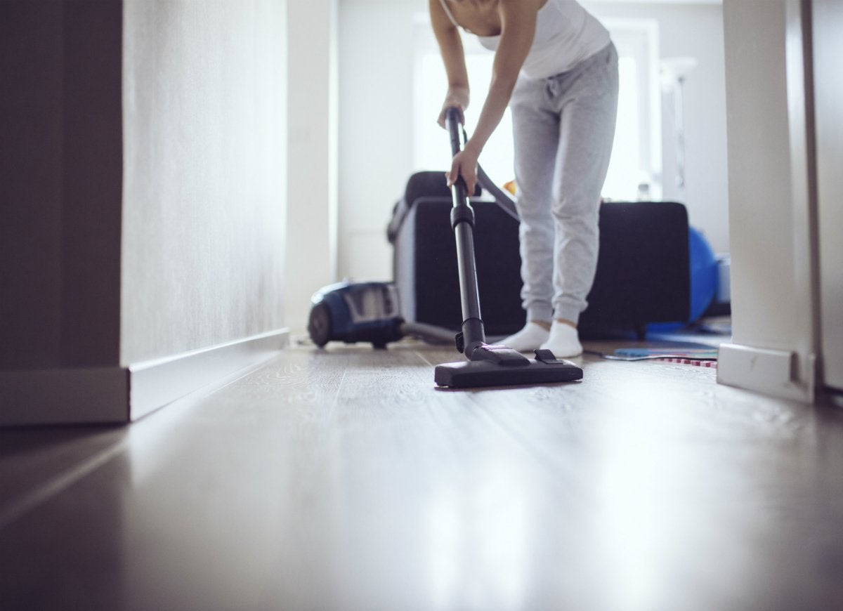 Foul smell cleaning