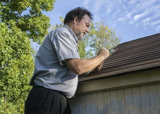Make structural repairs