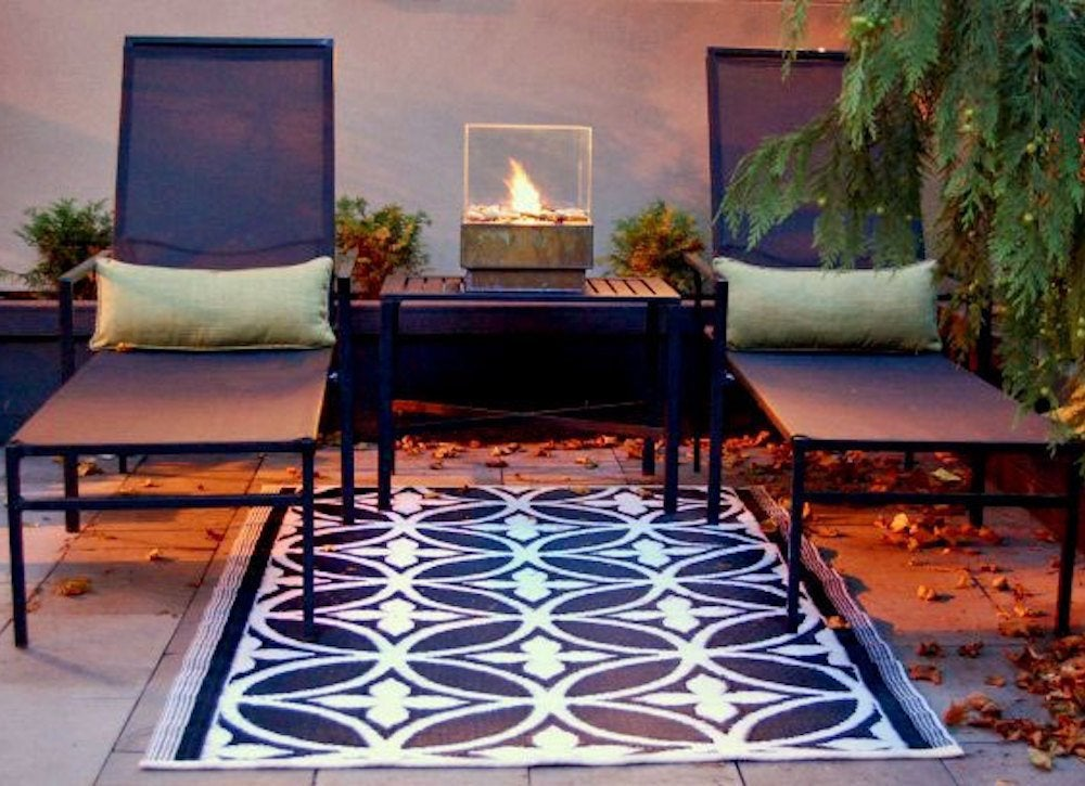 Diy tabletop fire pit