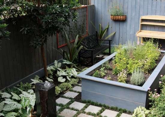 Install Raised Garden Beds