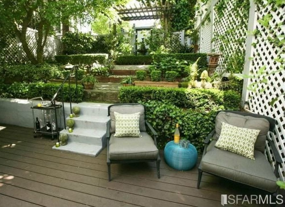 Small Garden Ideas - 12 Clever Ways to Design Yours - Bob Vila on Tiered Yard Landscaping id=61180