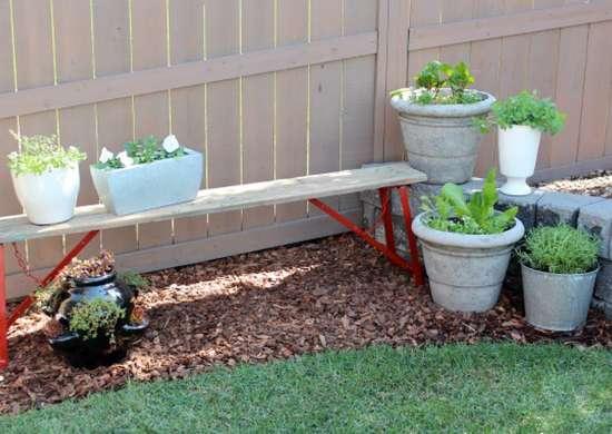 Backyard-corner-garden