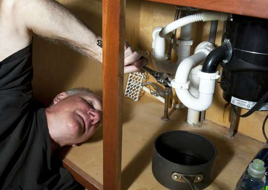 Replace-under-sink-faucet-hose