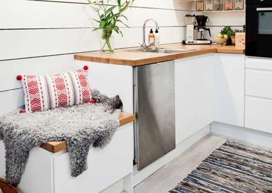 Kitchen-bench-hidden-storage
