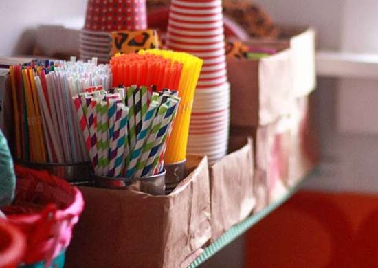 Diy-upcycled-paper-bag-kitchen-organizer