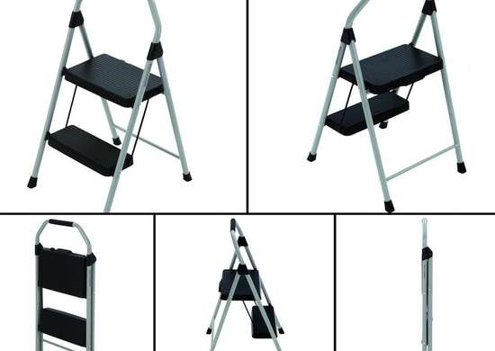 Folding-step-stool