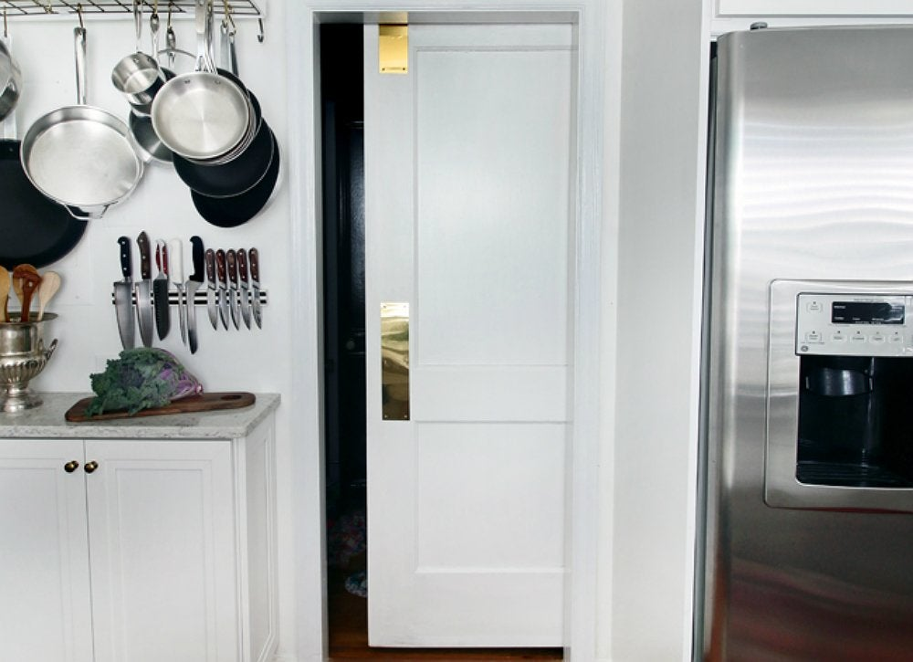Pocket-door-installation-small-kitchen