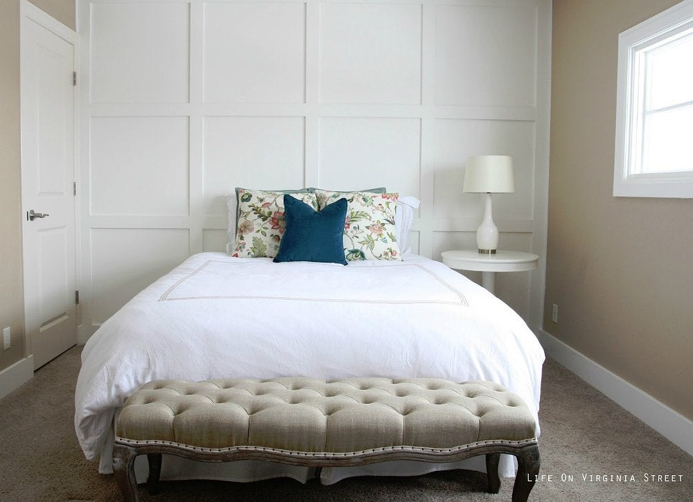 Diy-board-and-batten-accent-wall