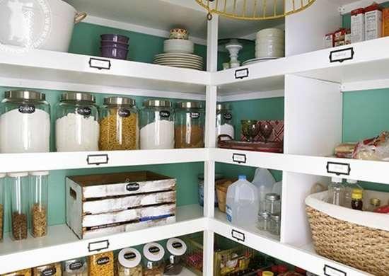Diy pantry closet