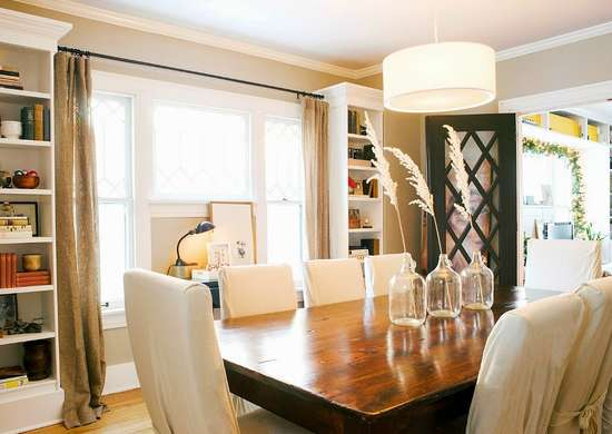 DIY Dining Room Built-Ins