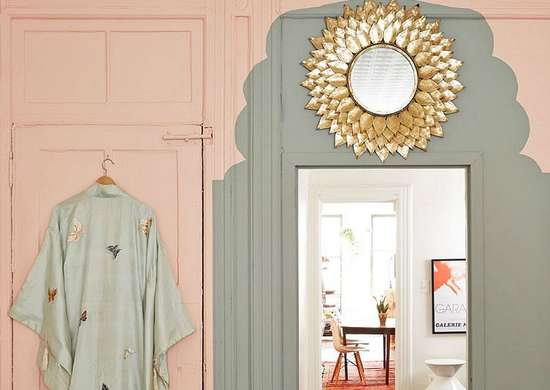 Diy-painted-doorway