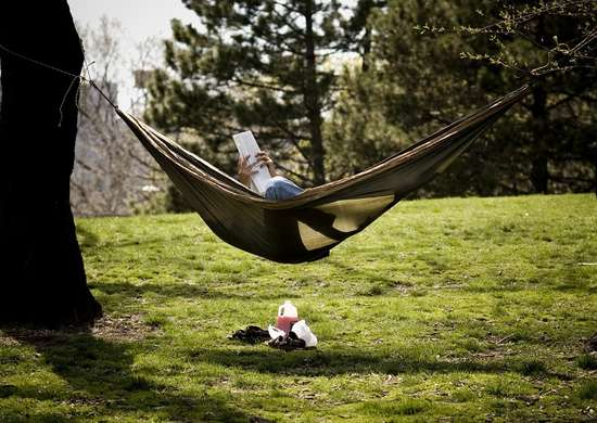 Homemade-hammock