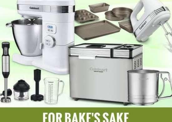 For Bake's Sake
