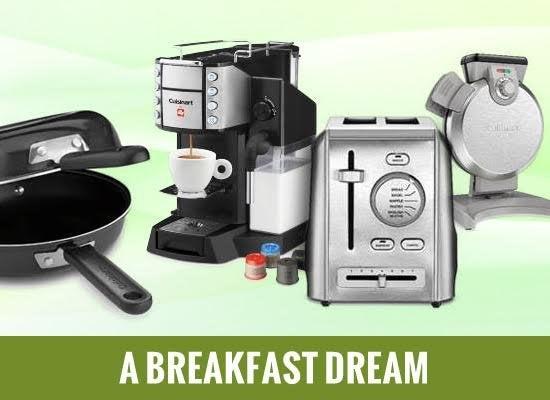 Breakfast dream