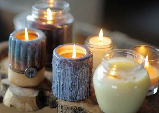 Scented-candles-diffusers
