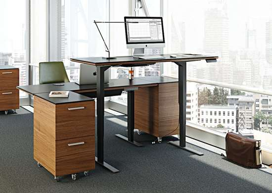 Step 1: Pick a Desk (Sequel Lift Desk - 6051 or 6052)