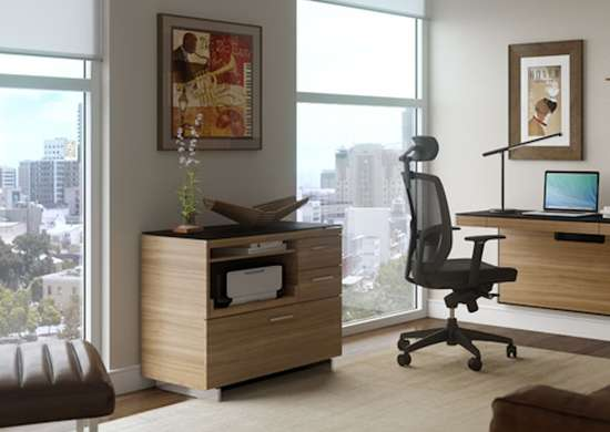 Step 3: Pick Extra Storage or Workspace (Sequel Multifunctional Cabinet - 6017)