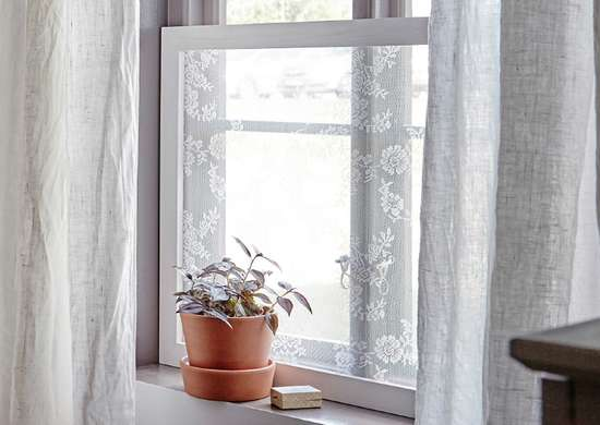 DIY Window Privacy Film