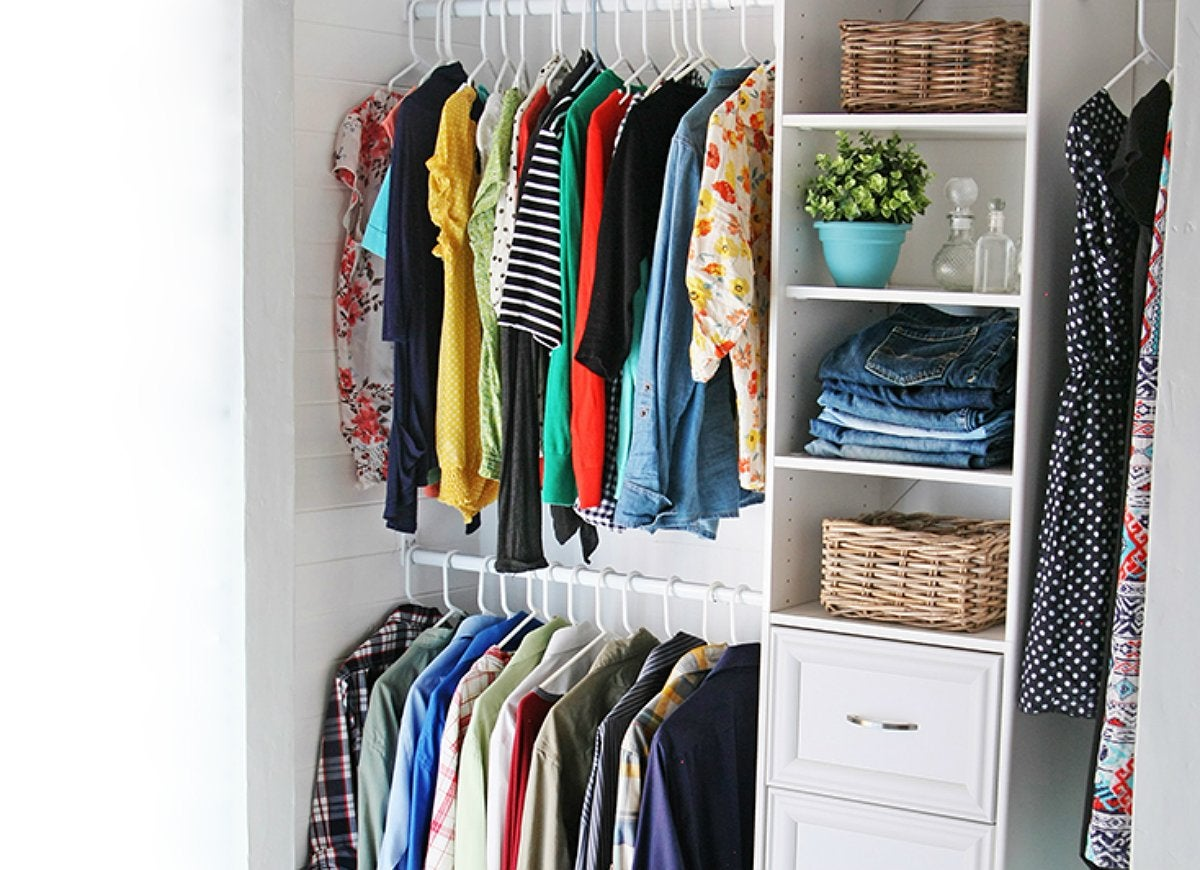 Build a Custom Closet Organizer - Dream Closet: 21 Ways to ...