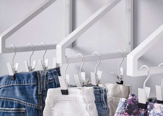 Diy-hanging-clothes-wall-shelf-bracket