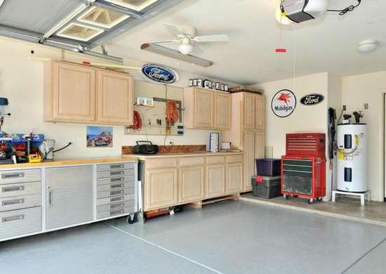 Clean out garage