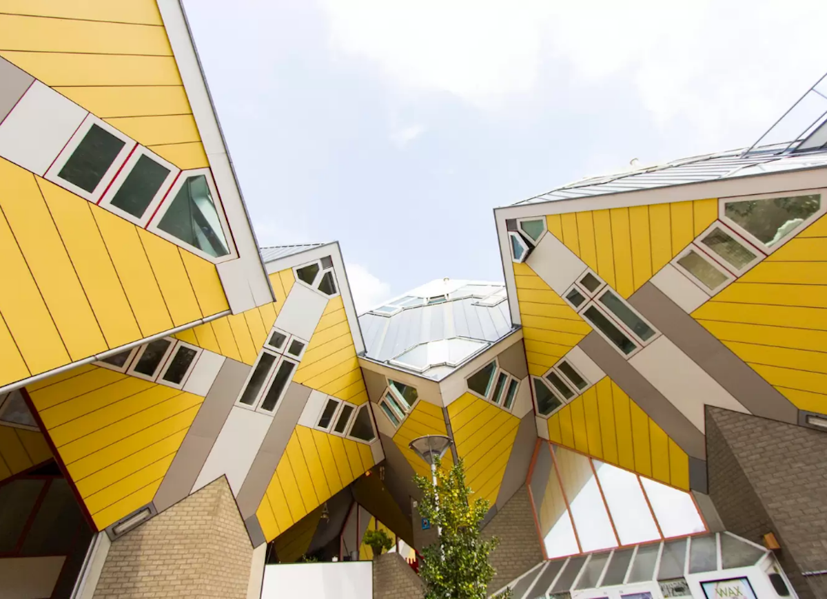 Cube house netherlands airbnb