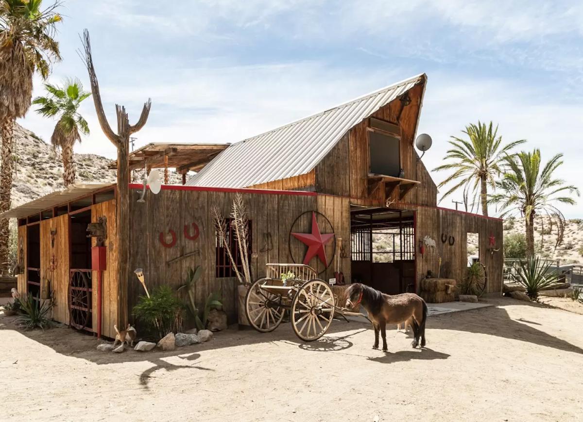 Wild west ranch airbnb