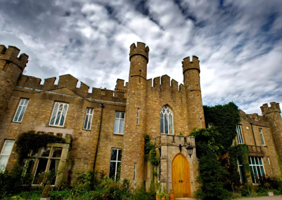 English Castle on Airbnb