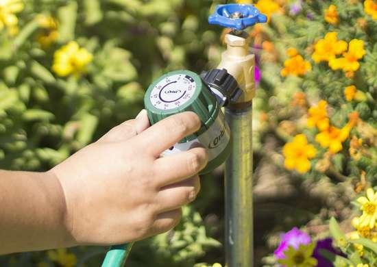 Orbit watering timer
