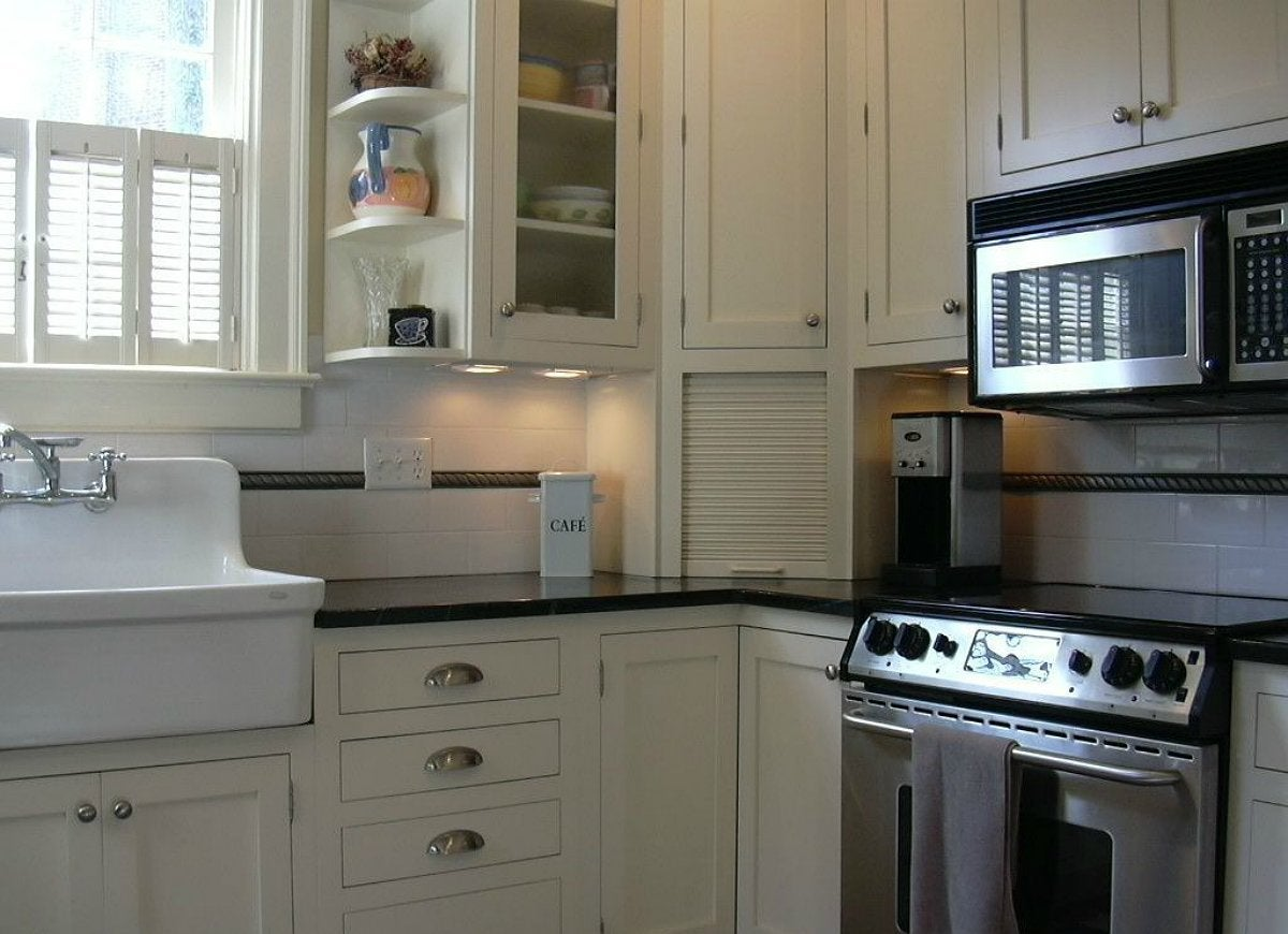 Kitchen trends 12 ideas you might regret bob vila for Trendy kitchen designs