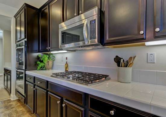 Tiled Countertops