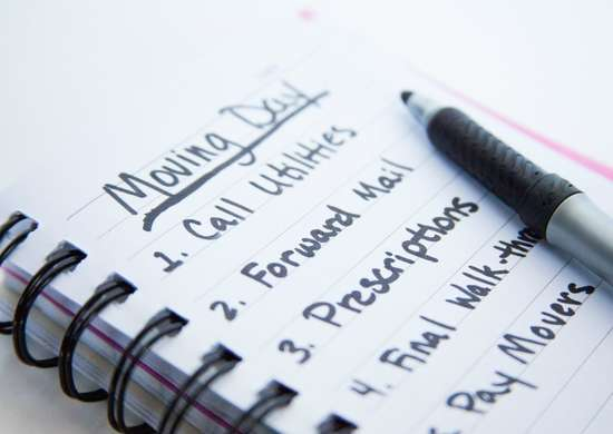 Make a Moving To-Do List - Moving Hacks: 21 Tricks for Your ...
