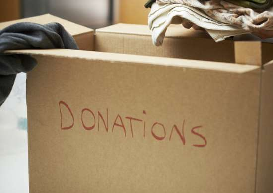 Donate Unwanted Items for Tax Breaks