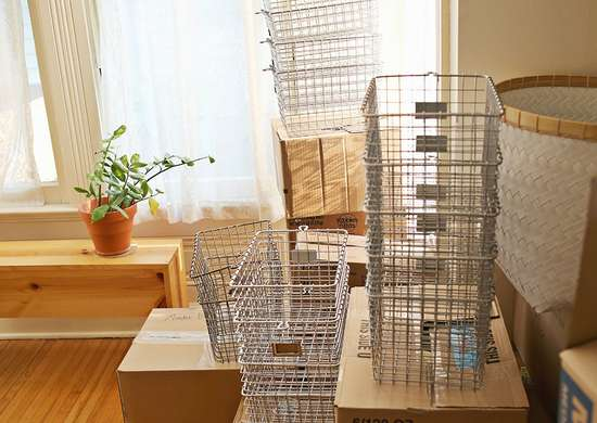 Use Boxes and Containers You Already Have When Moving