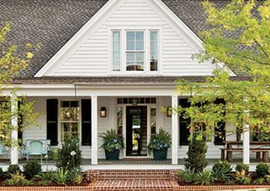 Southernliving.com idea house exterior l 390x400