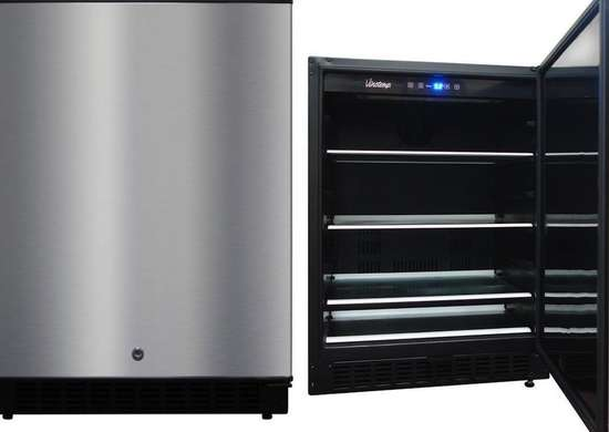 Vinotemp Stainless Steel Outdoor Refrigerator
