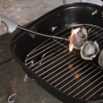 Light Coals with an Egg Carton