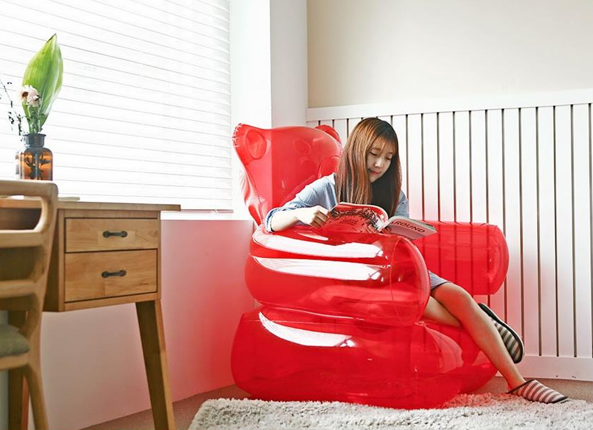 Inflatable-furniture-chair