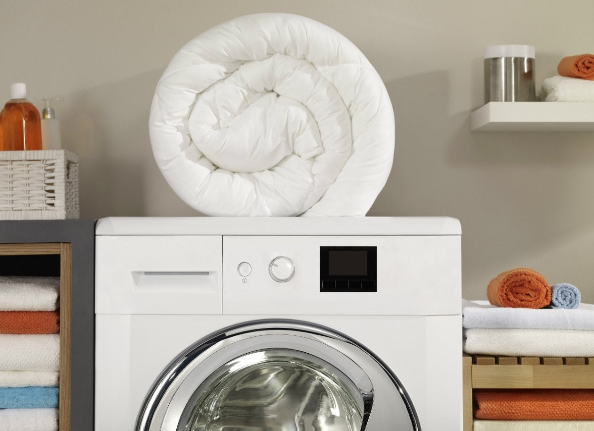 Washing Down Comforter Household Tips And Tricks 9