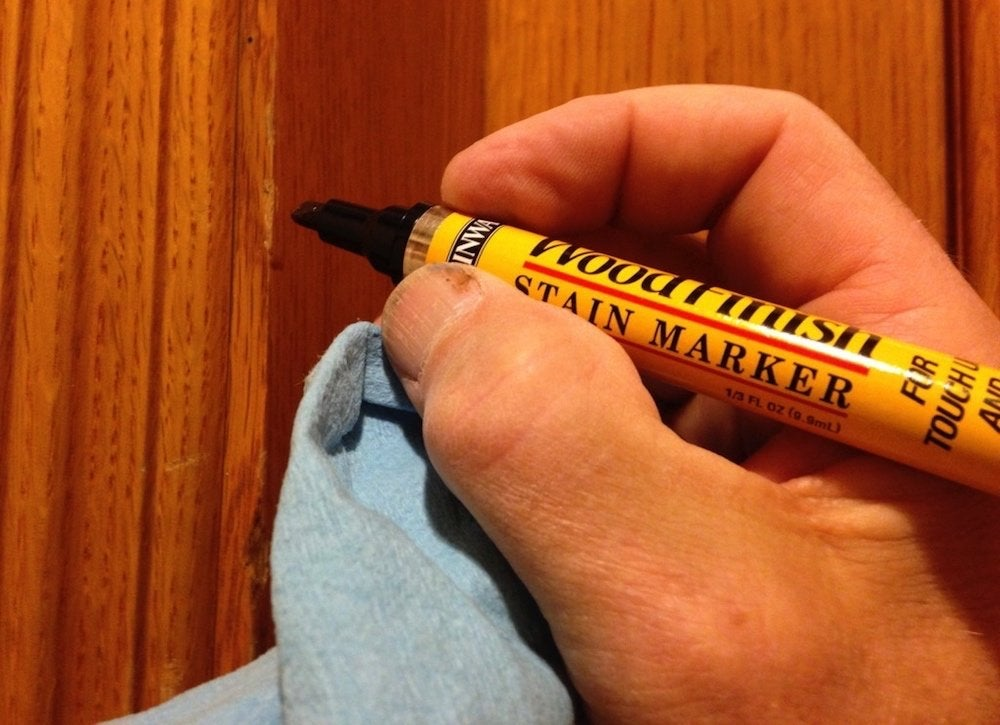 Stain marker