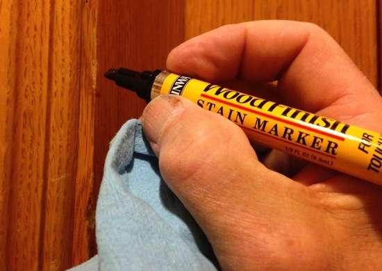 Stain marker