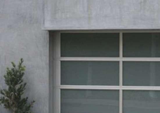 Contemporary glass gdi