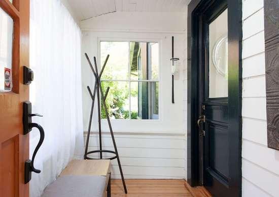 Paint Entry Door