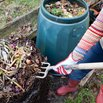Compost Waste for Garden