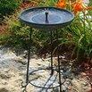 Solar Power Bird Bath Fountain