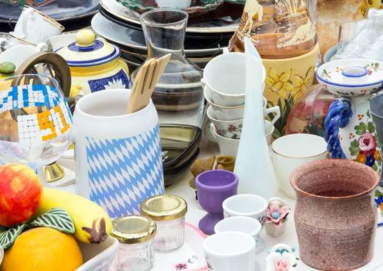 What to Buy at a Garage Sale