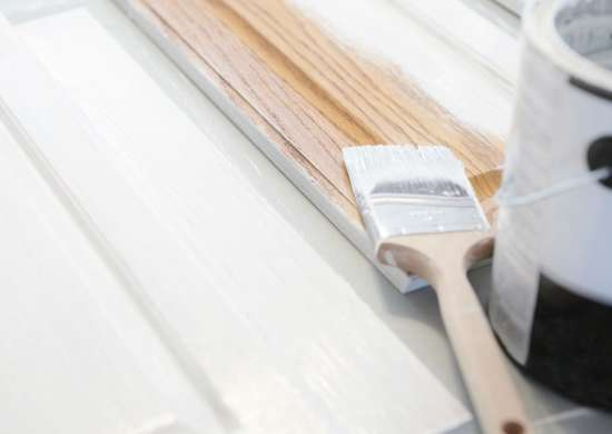 Clean and Paint Your Kitchen Cabinets